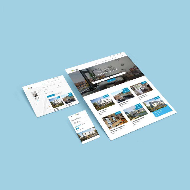 Riman.lu Website