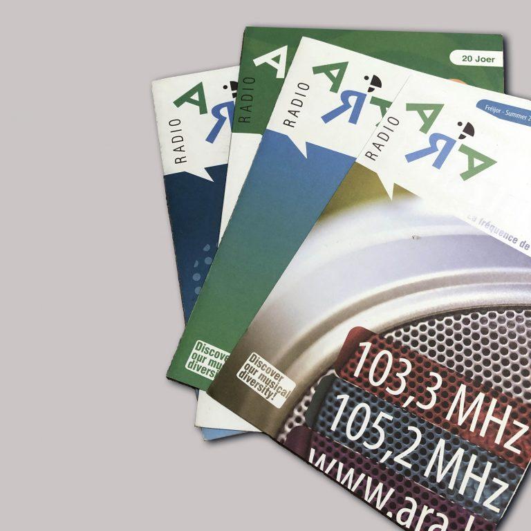 Radio ARA Leaflets