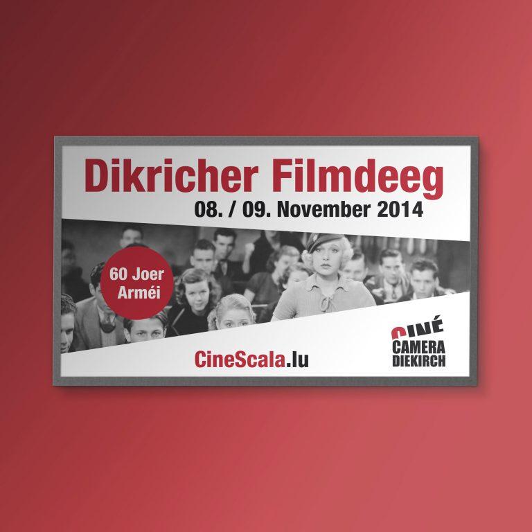 Ciné Caméra Diekirch Banner