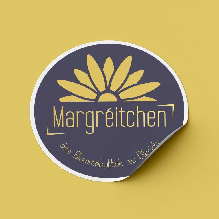 Margéitchen Sticker